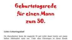 Zum 50 Geburtstag Mann Coole Wunsche Zum Geburtstag