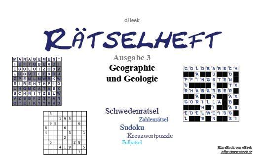 Rätsel - Geographie und Geologie