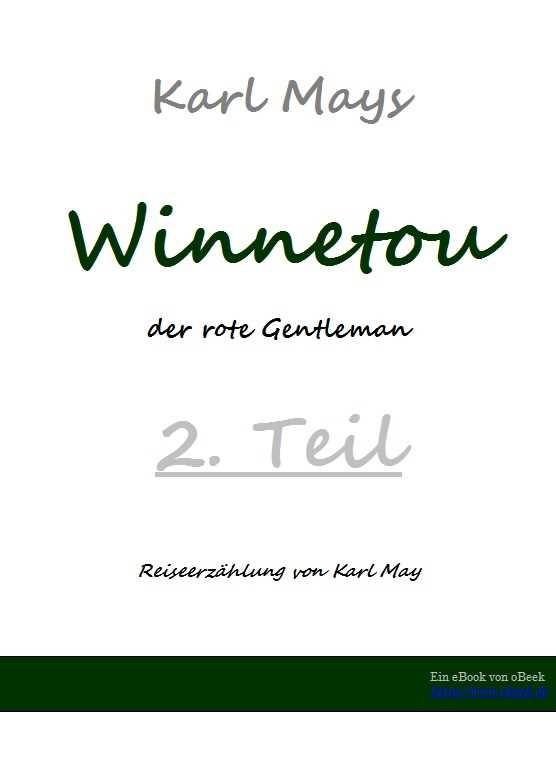 Winnetou Teil 2