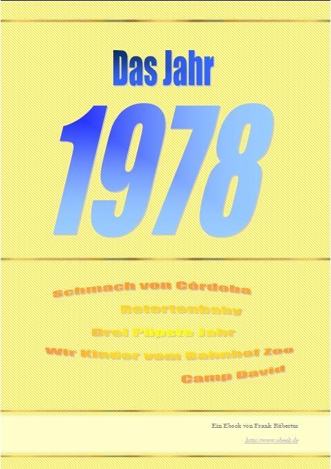 Das Jahr 1978