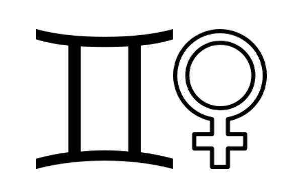 Geburtstagsrede für eine Frau im Sternzeichen Zwilling