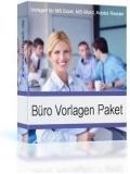 oBeek Büro Vorlagen-Paket